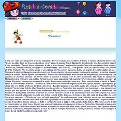 Pinocchio Da leggere e colorare