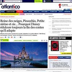 Reine des neiges, Pinocchio, Petite sirène et cie… Pourquoi Disney édulcore toujours la fin des contes qu'il adapte