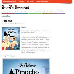 Pinocho - Cuentos infantiles Para Descargar