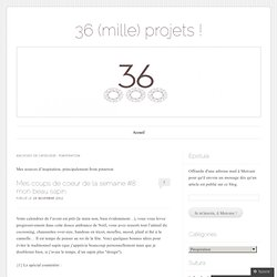 36 (mille) projets !