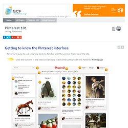 Pinterest 101: Using Pinterest