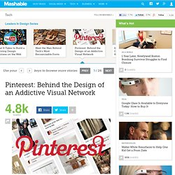 Pinterest: Behind the Design of an Addictive Visual Network