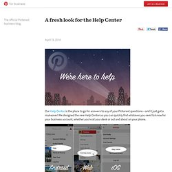 Pinterest Business Blog