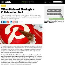 Pinterest for Team Collaboration: Share Smarter