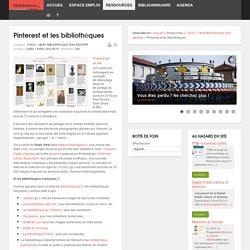 Pinterest et les bibliothèques