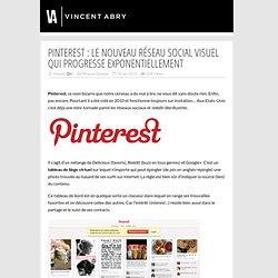 le nouveau réseau social visuel qui progresse exponentiellement