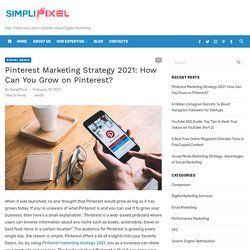 Best Pinterest Marketing Strategy 2021 for Small Business