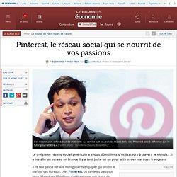 Pinterest, le réseau social qui se nourrit de vos passions