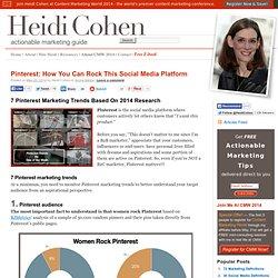 Pinterest: How You Can Rock This Social Media Platform