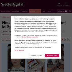 Pinterest se met aux stories en lançant les Épingles Story