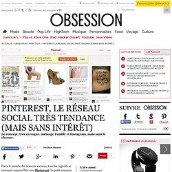 Pinterest, le réseau social très tendance (mais sans intérêt) - Le Nouvel Observateur