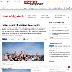 Eyeka, pionnier français de la cocréation