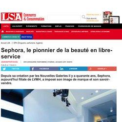 Sephora, le pionnier de la beauté en... - DPH (Droguerie, parfumerie, hygiène)