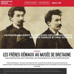 Qui sont les frères Géniaux, pionniers du photojournalisme ?