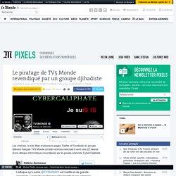 TV5 Monde piraté par un groupe djihadiste