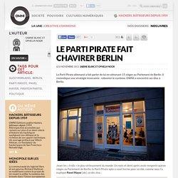 Le Parti Pirate allemand veut chavirer la politique