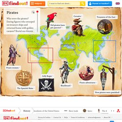 Pirate Facts For Kids   What Are Pirates?   DK Find Out