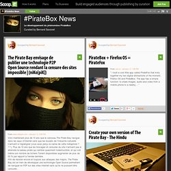 #PirateBox News