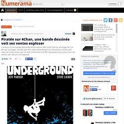 Piratée sur 4Chan, une bande dessinée voit ses ventes exploser