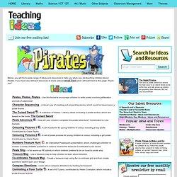 Teaching Themes - Pirates