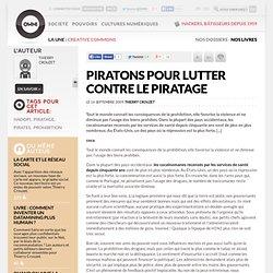 Piratons pour lutter contre le piratage | Owni.fr