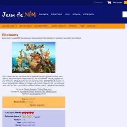 Piratoons: jeu de soci t chez Jeux de NIM