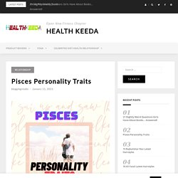 Pisces Personality Traits