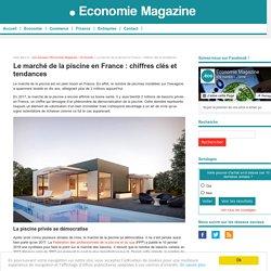 Le marché de la piscine en France : chiffres clés et tendances