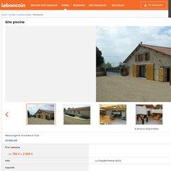 Gite piscine Locations & Gîtes Vendée - leboncoin.fr