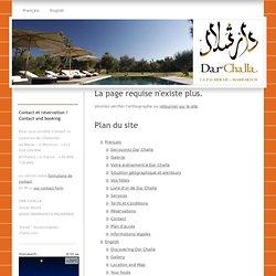DÉCOUVREZ : Séjour luxe à DAR CHALLA une maison d'hôtes pour vos vacances dans la Palmeraie de Marrakech