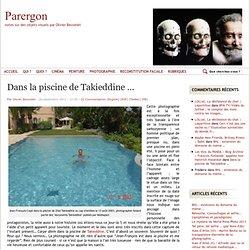 Dans la piscine de Takieddine …