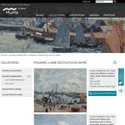 PISSARRO, L'Anse des Pilotes du Havre