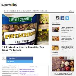 14 Pistachio Health Benefits Too Good To Ignore