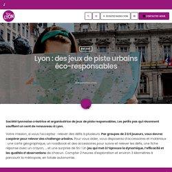 Lyon : des jeux de piste urbains éco-responsables