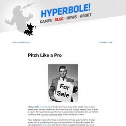 Hyperbole Games