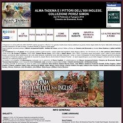 Alma-Tadema e i pittori dell'800 inglese in mostra a Roma al Chiostro del Bramante