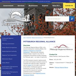 Pittsburgh Regional Alliance