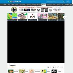 Pixel Art - värvi pikslite järgi