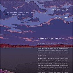 The Pixel Hunt Studio — Pixel Life Stories