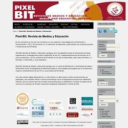 Píxel-Bit. Revista de Medios y Educación (WoS)