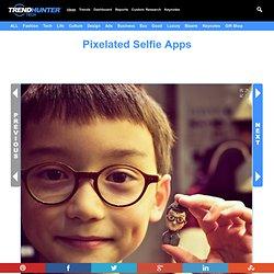 Pixelated Selfie Apps : LEBLOX