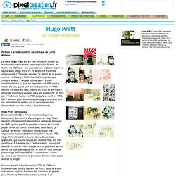 fr illustration : livres expositions dessinateurs: Hugo Pratt