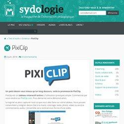 PixiClip - Créer un tableau interactif en ligne