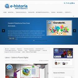 Libros - Sobre la Pizarra Digital - E-Historia