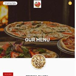 Pizza Heaven - Menu