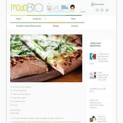 Pizza Integral – modoBIO
