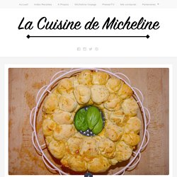 Pizza Monkey Bread - La Cuisine de Micheline