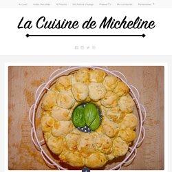 Pizza Monkey Bread - La Cuisine de Micheline