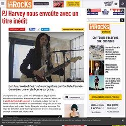 PJ Harvey nous envoûte avec un titre inédit