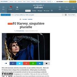 PJ Harvey, singulière plurielle